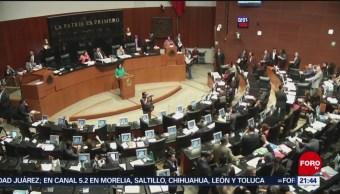 Foto: Senado Aprueba Ley Remuneraciones 5 de Marzo 2019