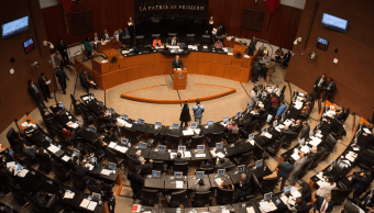 Sesión en el Senado de la república, calificadoras, Cuartoscuro, 5 de marzo 2019