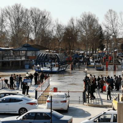 Al menos 71 muertos en un naufragio en río Tigris, Irak