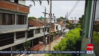 FOTO:Sismo de magnitud 6.0 sacude a Colombia, 23 Marzo 2019