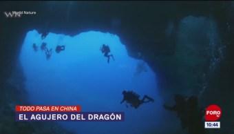 Todo Pasa En China: El agujero del dragón