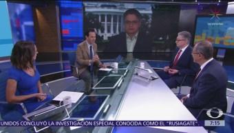 Foto: Trama rusa y el informe de Mueller, análisis en Despierta