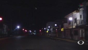 Foto: Masacre Salamanca Habitantes Evitan Salir Noche Toque de Queda 13 de Marzo 2019