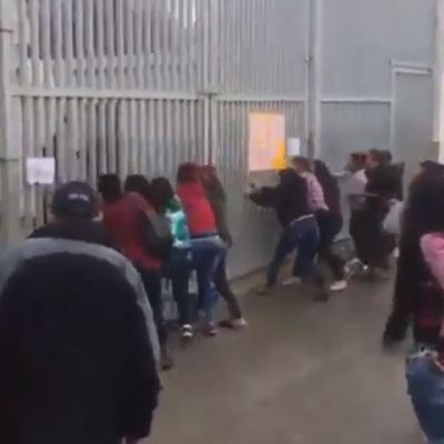 Traslado de reos provoca disturbios en penal de Topo Chico, Nuevo León