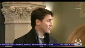 Trudeau enfrenta crisis política por caso de corrupción