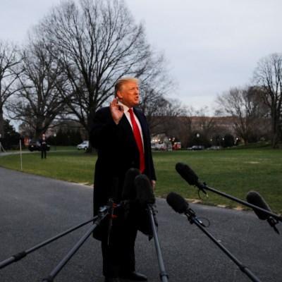 Trump: informe de Muller, completa y total exoneración