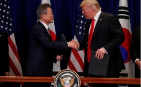 eeuu y corea del sur suspenden ejercicios militares masivos