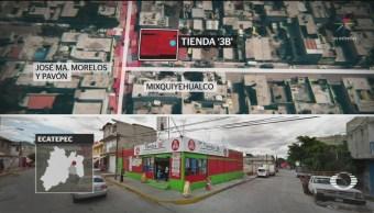 Foto: Vecino Asesina Joven Embarazada Ecatepec Mata 20 de Marzo 2019