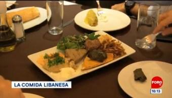 Foto: Viernes Culinario Comida Libanesa 29 de Marzo 2019