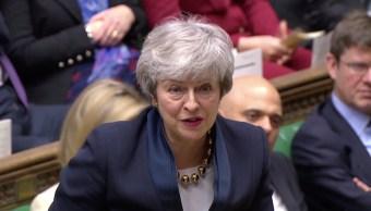 May solicita extensión del Brexit hasta el 30 de junio