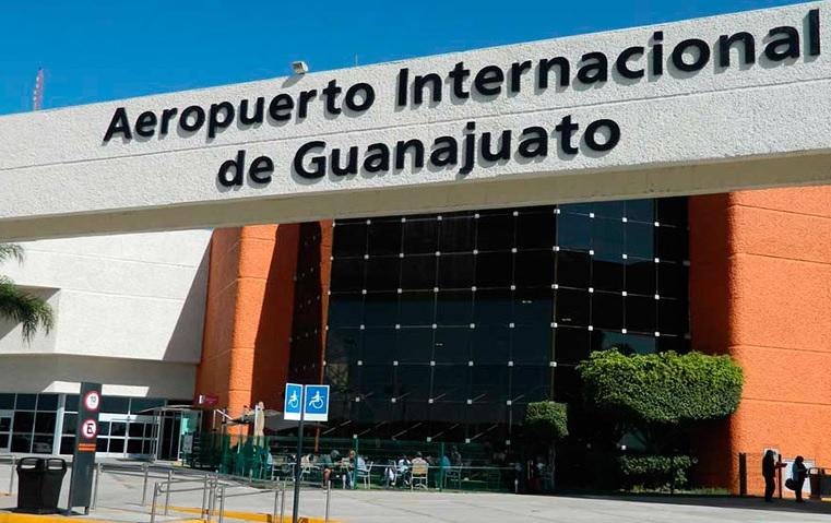 Foto del Aeropuerto Internacional de Guanajuato, 4 abril 2019