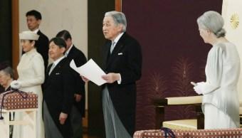 Akihito abdica como emperador de Japón