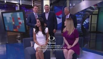 Al Aire, con Paola Rojas: Programa del 8 de abril del 2019