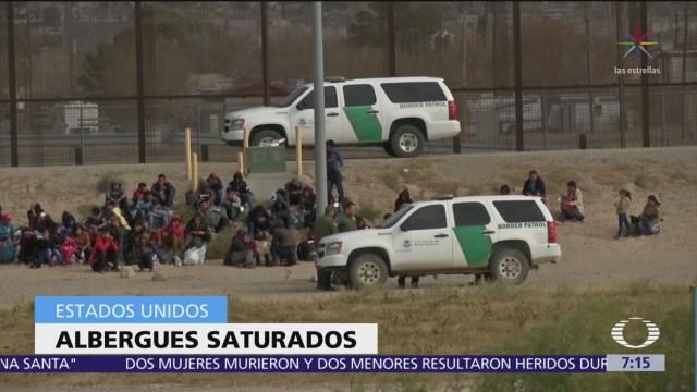 Albergues para migrantes en Arizona operan a máxima capacidad