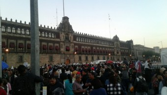 Alertan sobre 5 manifestaciones en calles de CDMX hoy