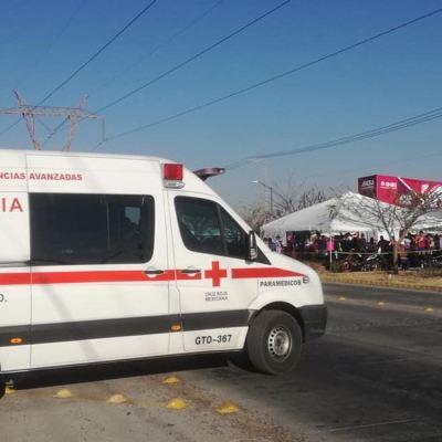 Cruz Roja deja de operar por violencia en Salamanca, Guanajuato
