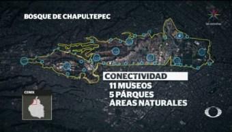 Foto: Chapultepec Espacio Cultural Más Grande Mundo 2 de Abril 2019
