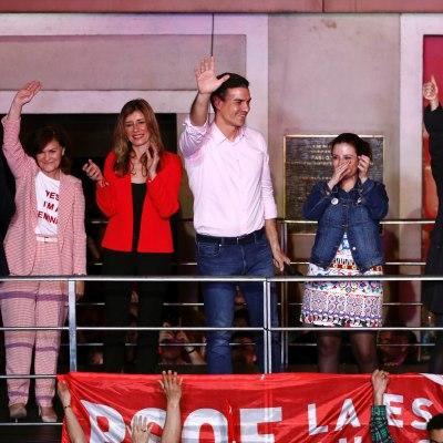 AMLO destaca triunfo de liberales en elecciones de España