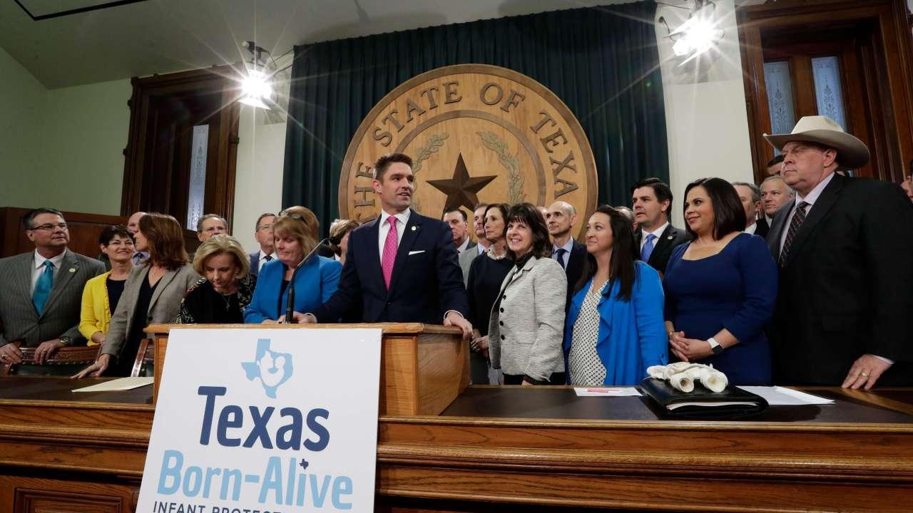 FOTO Legisladores de Texas buscan castigar el aborto con pena de muerte 7 MARZO 2019