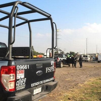 Suman 18 muertos por jornada violenta en Guanajuato