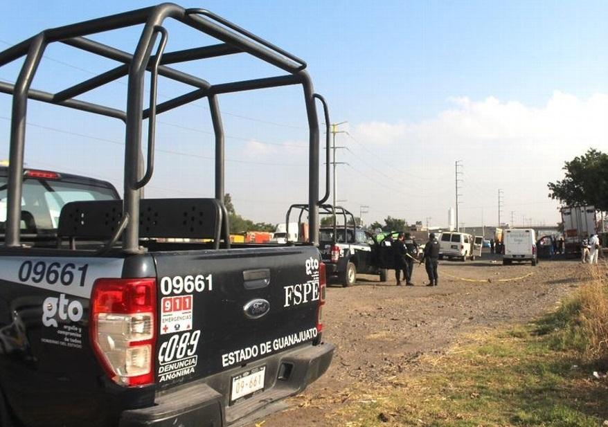 Foto: Ataque en Apaseo El Alto, Guanajuato, deja 8 muertos; entre ellos un menor, abril 6 de 2019 (Foto: Xeva)