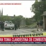 Foto: Aseguran inmueble por toma clandestina en Tultitlán
