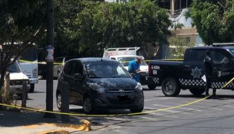 Atacan a balazos a comandante de Policía de Guadalajara