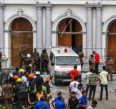 Ningún mexicano afectado en Sri Lanka tras atentados: Embajada de México en India