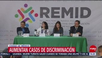 FOTO: Aumentan denuncias por discriminación en CDMA