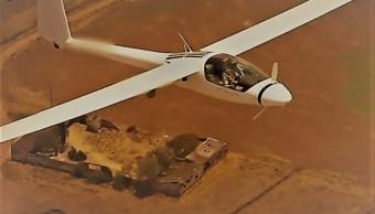 Hidalgo combate con avión sigiloso delitos y huachicoleo