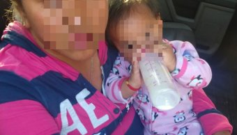 Foto Bebé Nancy Tirzo fue vendida a una pareja en seis mil pesos 19 abril 2019