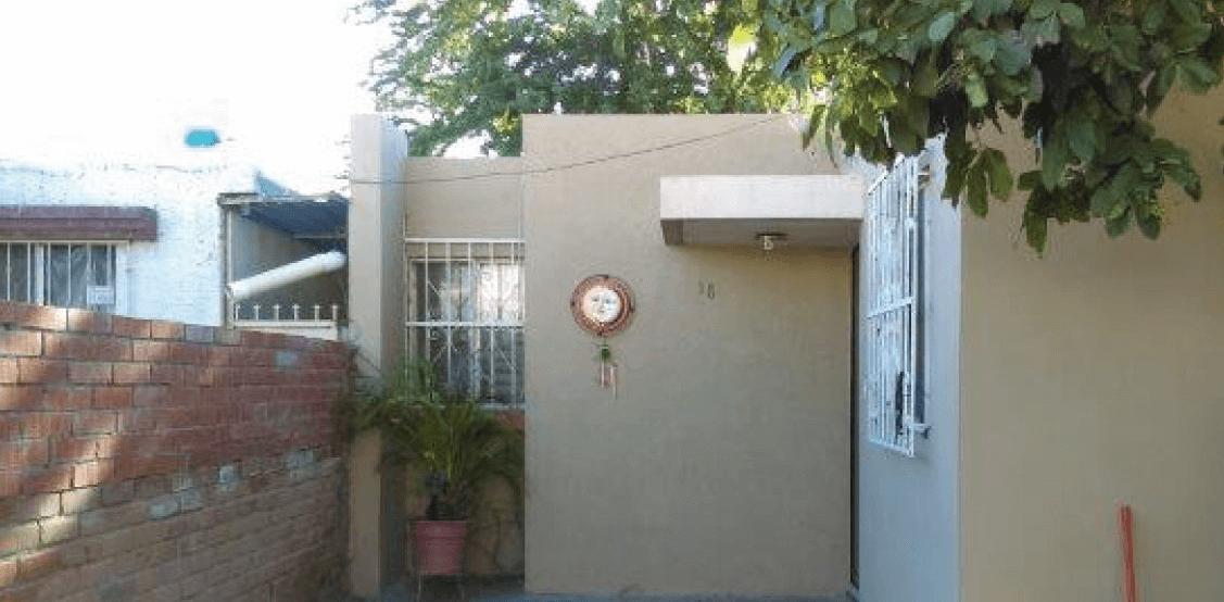 Foto: Bienes decomisados, vivienda en Hermosillo, México (SAE)