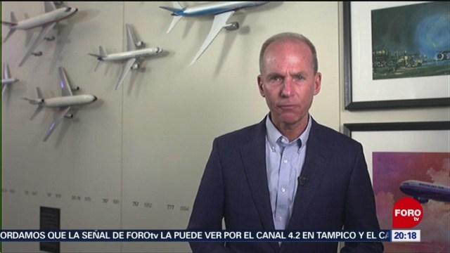 Foto: Boeing Reconoce Falla Aviones 4 de Abril 2019