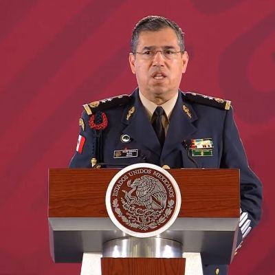 Luis Rodríguez Bucio será el comandante de la Guardia Nacional