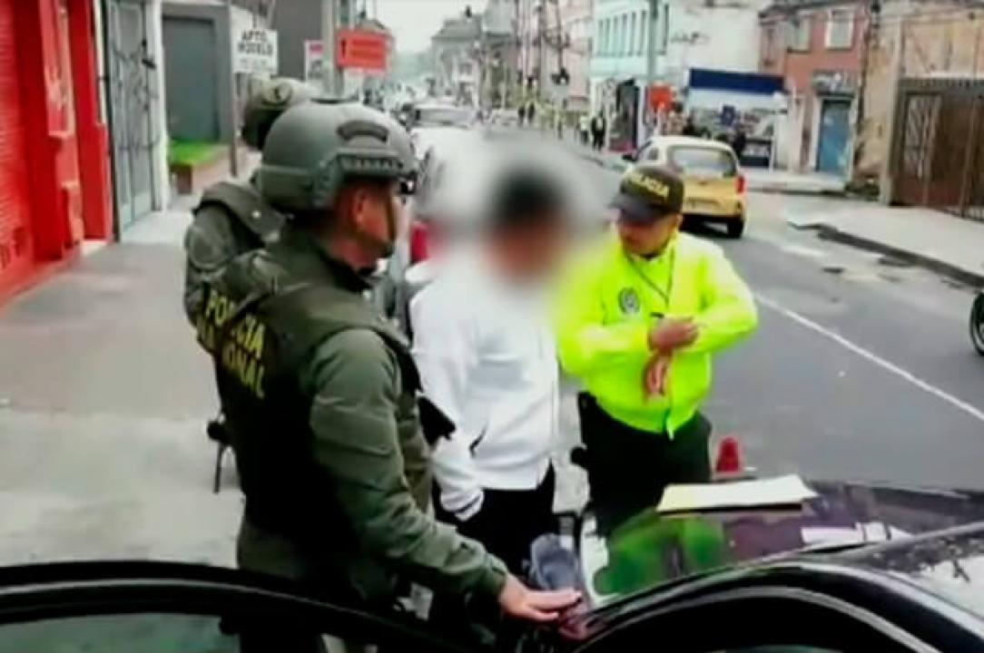 Capturan a capo del Cartel de Sinaloa en Colombia
