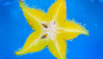 Carambola, una fruta con estrella; estas son sus propiedades