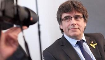 Puigdemont cancela videoconferencia con universidad de México
