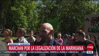 FOTO: Celebran de manera extraoficial el Día Mundial de la Marihuana, 20 ABRIL 2019