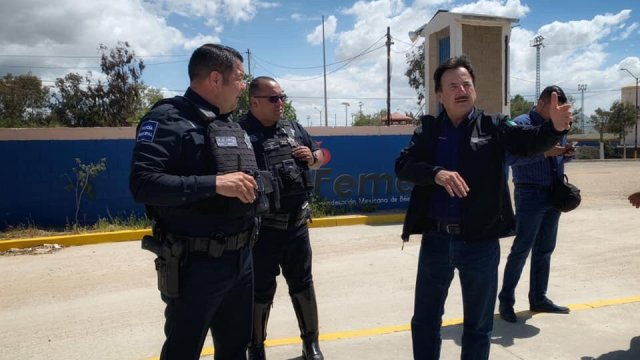 Foto: Cerrar frontera en Tijuana sería catastrófico Juan Manuel Gastélum 5 abril 2019