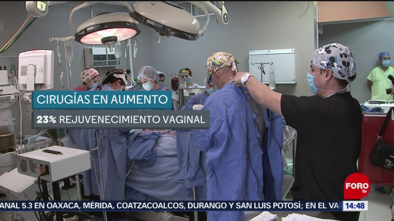 Foto: Cirugía estética en México, un procedimiento muy socorrido