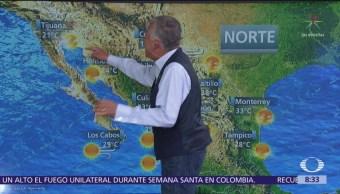 Clima Al Aire: Persistirá calor en el Valle de México