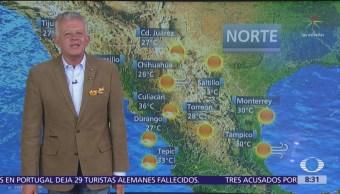 FOTO: Clima Al Aire: Pronostican lluvias en el Valle de México, 18 abril 2019