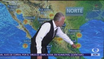 FOTO: Clima Al Aire: Valle de México tendrá cielo parcialmente nublado, 19 ABRIL 2019