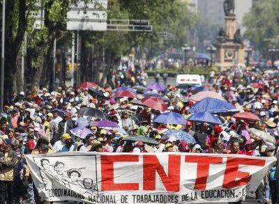 SEP y CNTE no alcanzan acuerdos tras reunión de seis horas