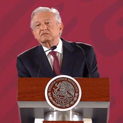 Transmisión en vivo: Conferencia de prensa AMLO 8 de abril 2019