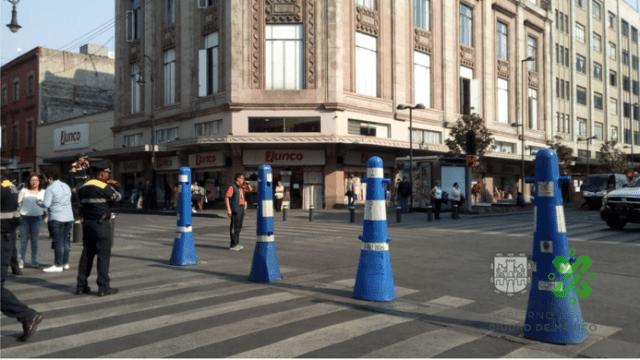 Tres marchas campesinas confluyen al Zócalo capitalino