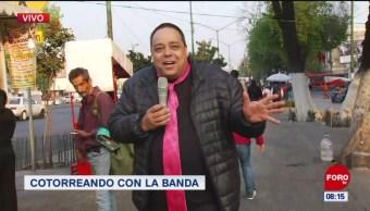 #CotorreandoconlaBanda: 'El Repor' suelto en metro Revolución