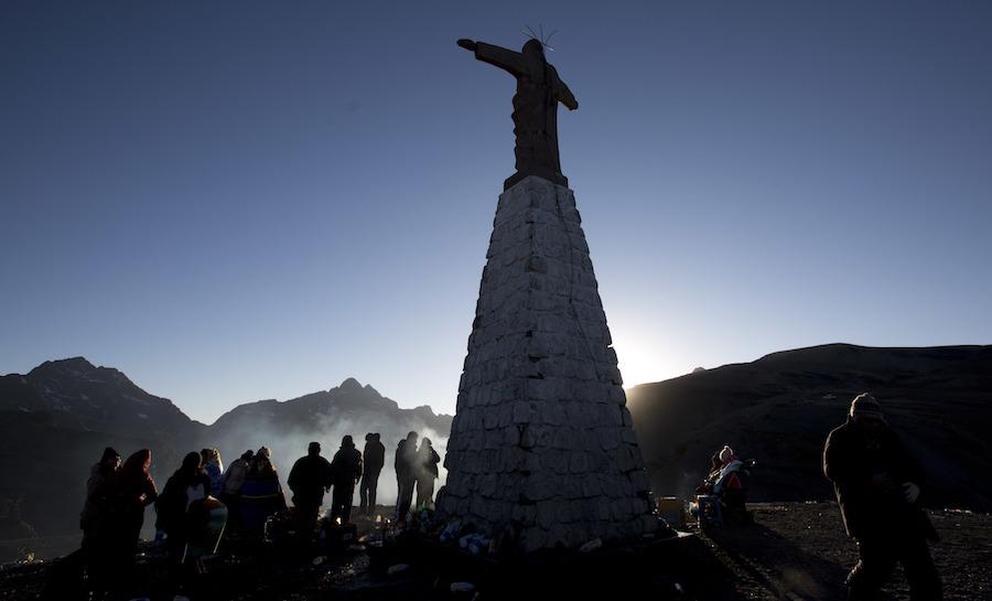 Foto Día Internacional de la tierra: ¿Quién es la Pachamama? 11 abril 2019