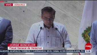 Foto: Dan avances sobre investigaciones de multihomicidio en Minatitlán