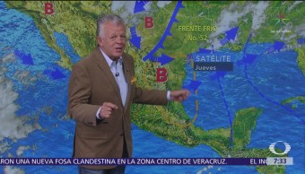 FOTO: Despierta con Clima: Continúan las altas temperaturas en México, 18 abril 2019